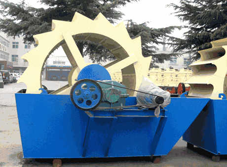 Surabaya high quality large quartz sand washer sell at a