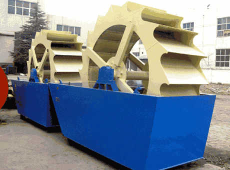 Yogyakarta high quality quartz sand washer sell it at a
