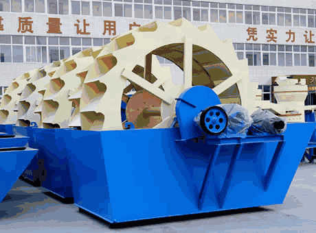high end small quartz sand washer sell at a loss in Medan