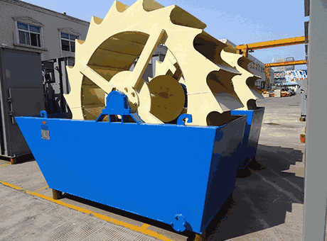 Surabaya high quality large quartz sand washer sell at a loss
