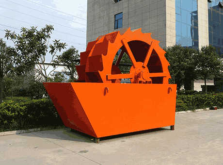 Sharm el Sheikh high quality small bauxite sand washer