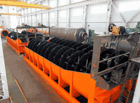 Spiral Classifier Mining Equipment 2 45t H