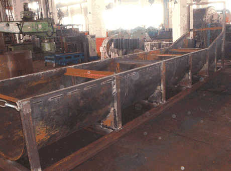chromite ore processing equipment manufacturer