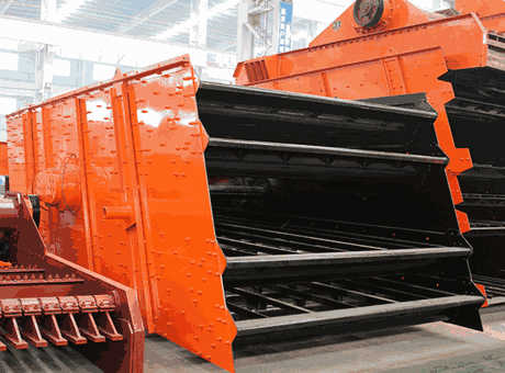 China Mining Machinery manufacturer Vibrating Screen