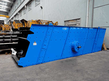 chinese xinhai vd mining dewatering vibrating screen
